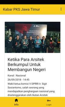Sahabat PKS Jawa Timur poster