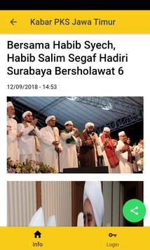 Sahabat PKS Jawa Timur screenshot 1