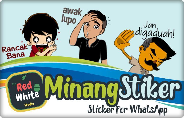 Stiker Minang Lucu For Android Apk Download