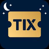 ikon TIX ID