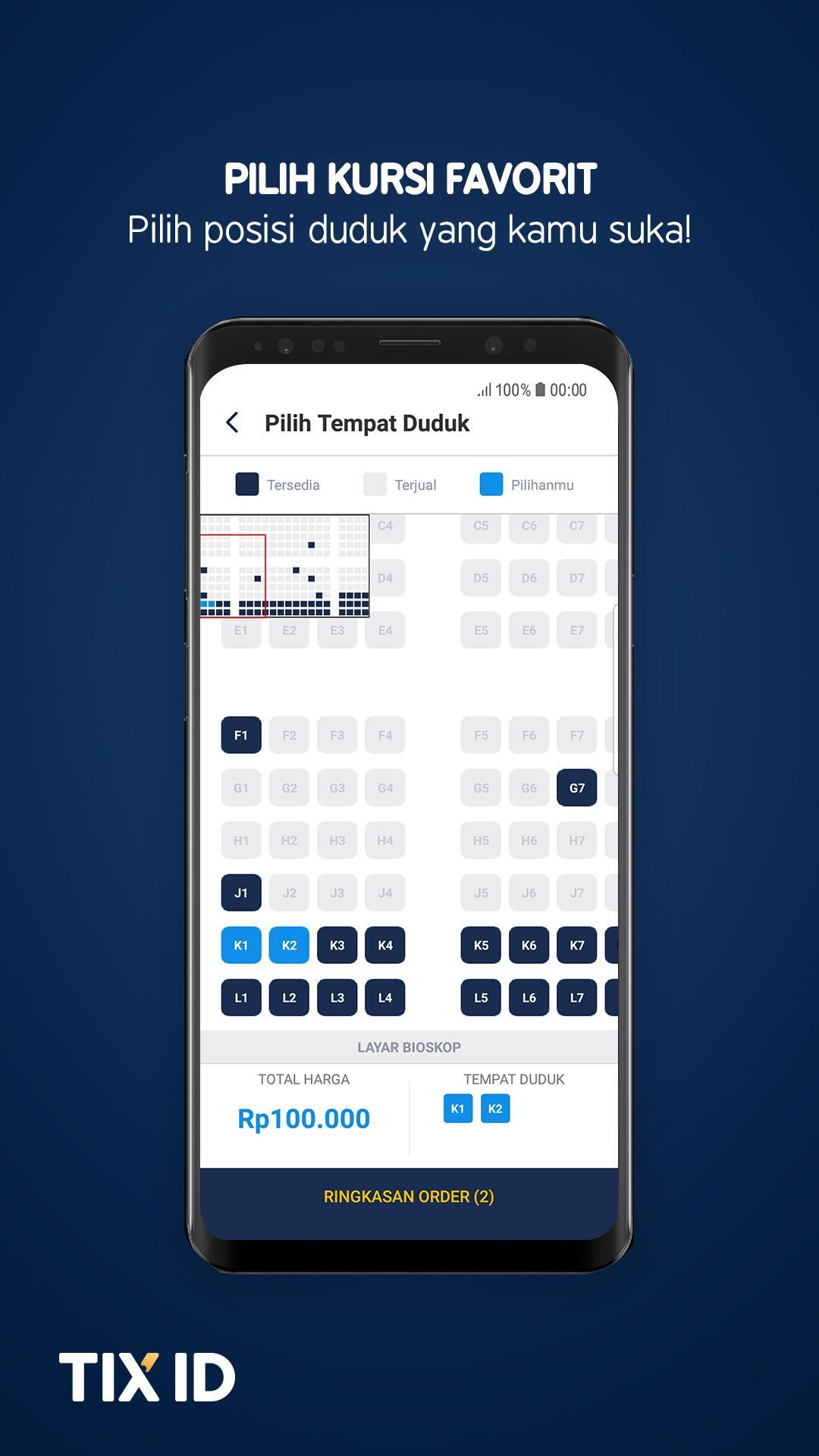 tix id for android   apk download