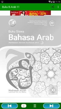 Bahasa Arab Kelas 11 Kur13 poster
