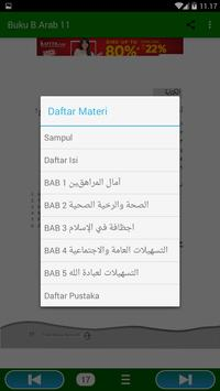 Bahasa Arab Kelas 11 Kur13 screenshot 1