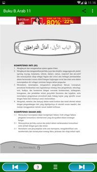 Bahasa Arab Kelas 11 Kur13 screenshot 2