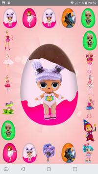 Surprise Eggs Girls screenshot 16