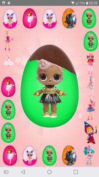 Surprise Eggs Girls screenshot 20