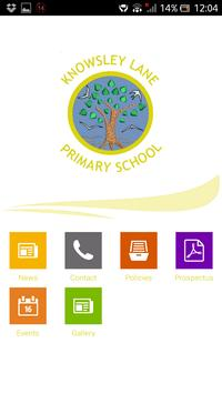 Knowsley Lane Primary School poster