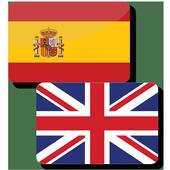 Traductor Español Ingles icono