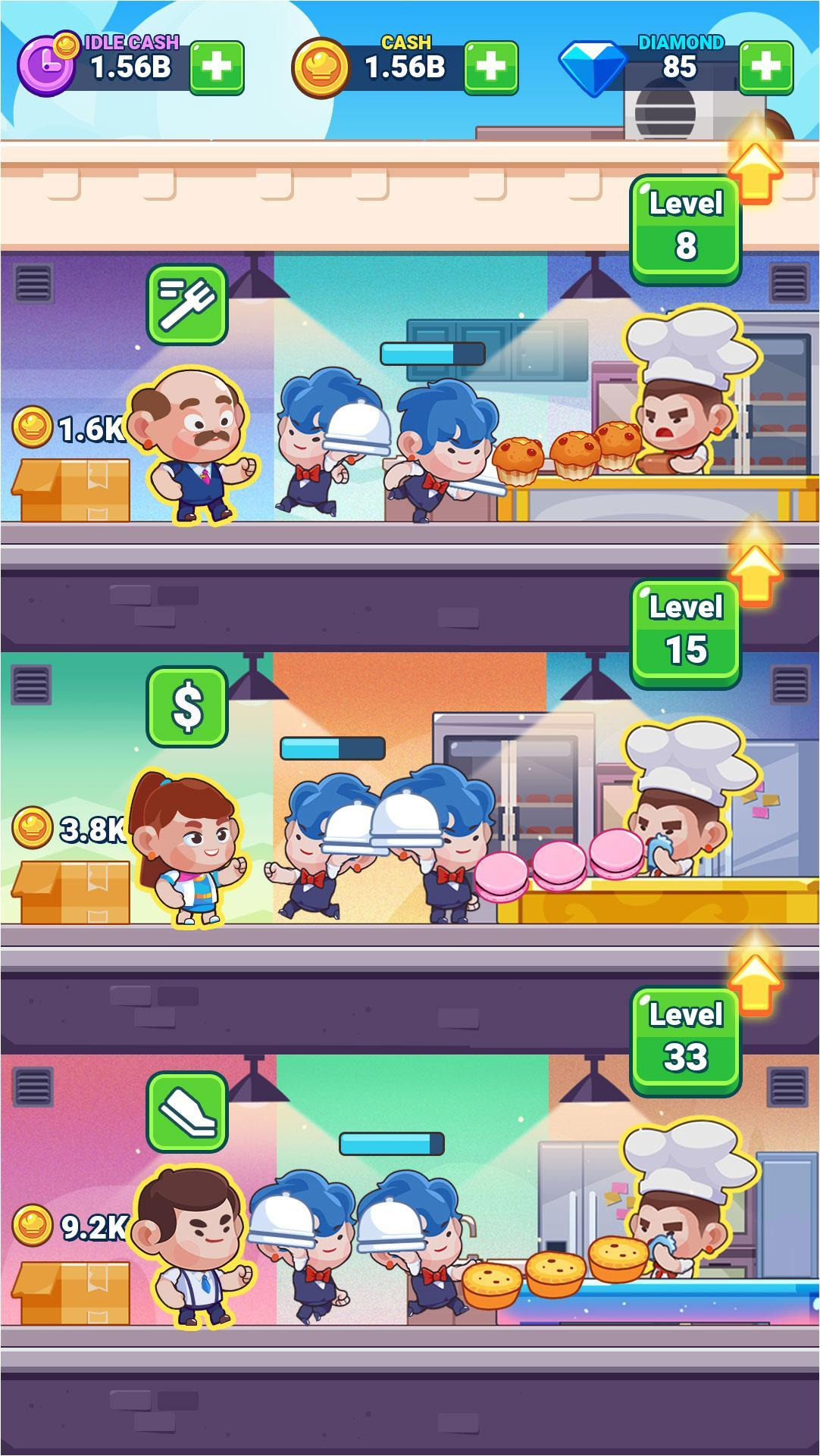 Idle Restaurant Tycoon for Android - APK Download