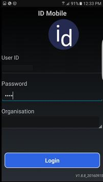 ID Mobile SalesRep screenshot 2