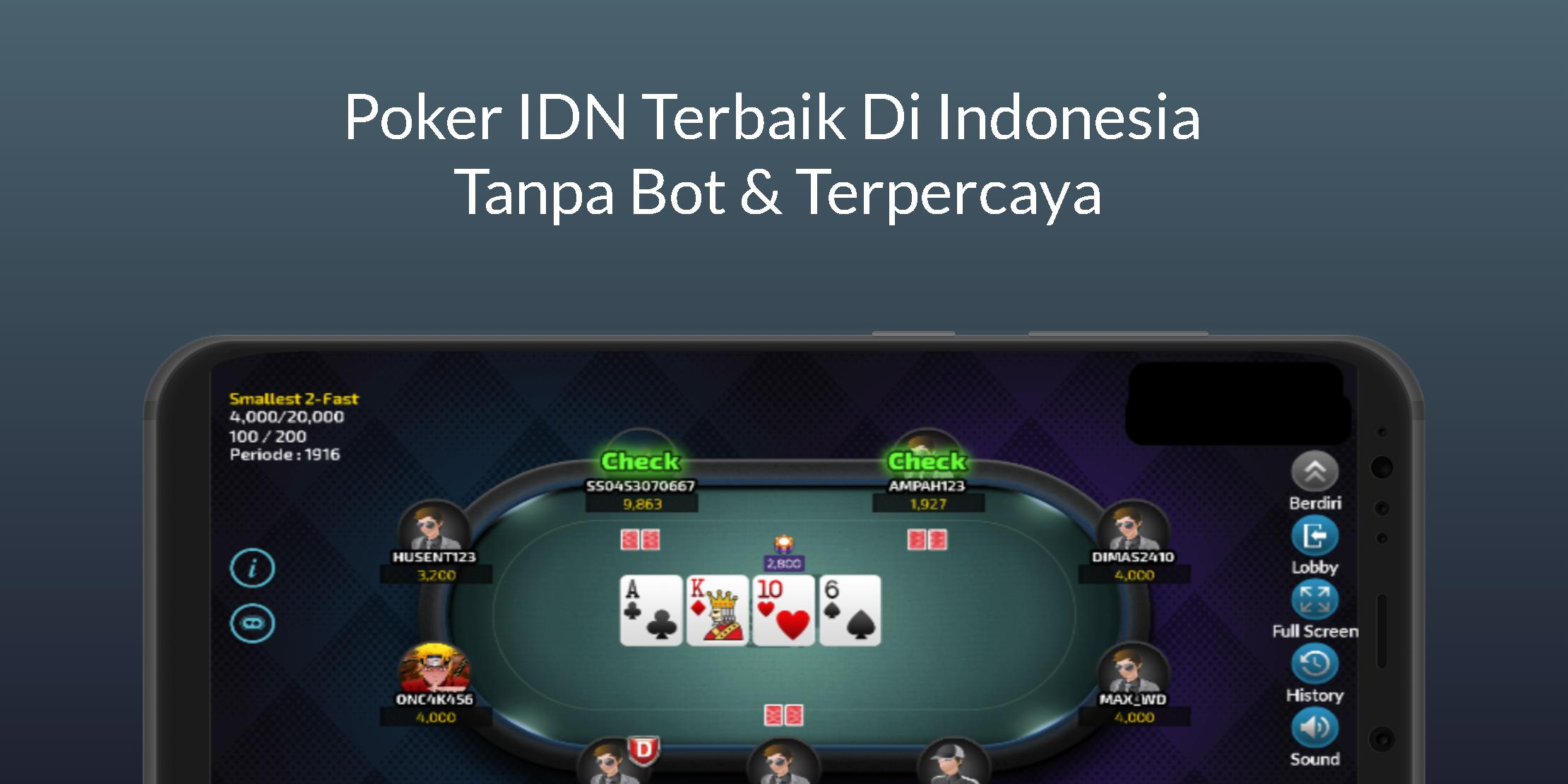 Idn Poker Game Domino Qq For Android Apk Download