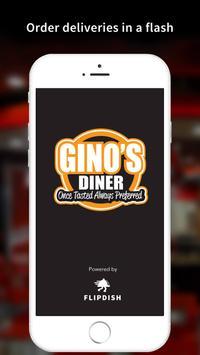 Gino's Diner Dundalk poster