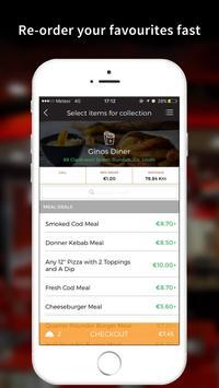 Gino's Diner Dundalk screenshot 2