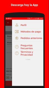 Pizzeria D'Oro screenshot 3