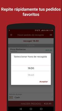 Delipizza screenshot 2