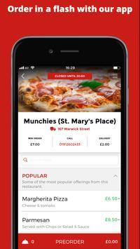 Munchies App poster