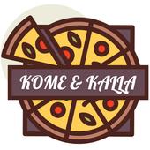 Pizzeria Kome & Kalla icon