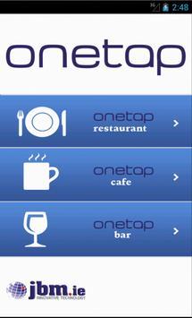 Onetap App poster