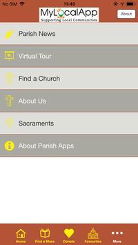 Cobh Cathedral Parish screenshot 3