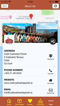 Cobh Cathedral Parish screenshot 4