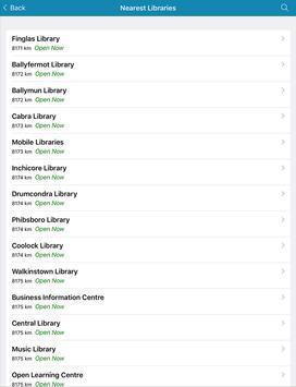 Dublin City Libraries screenshot 10