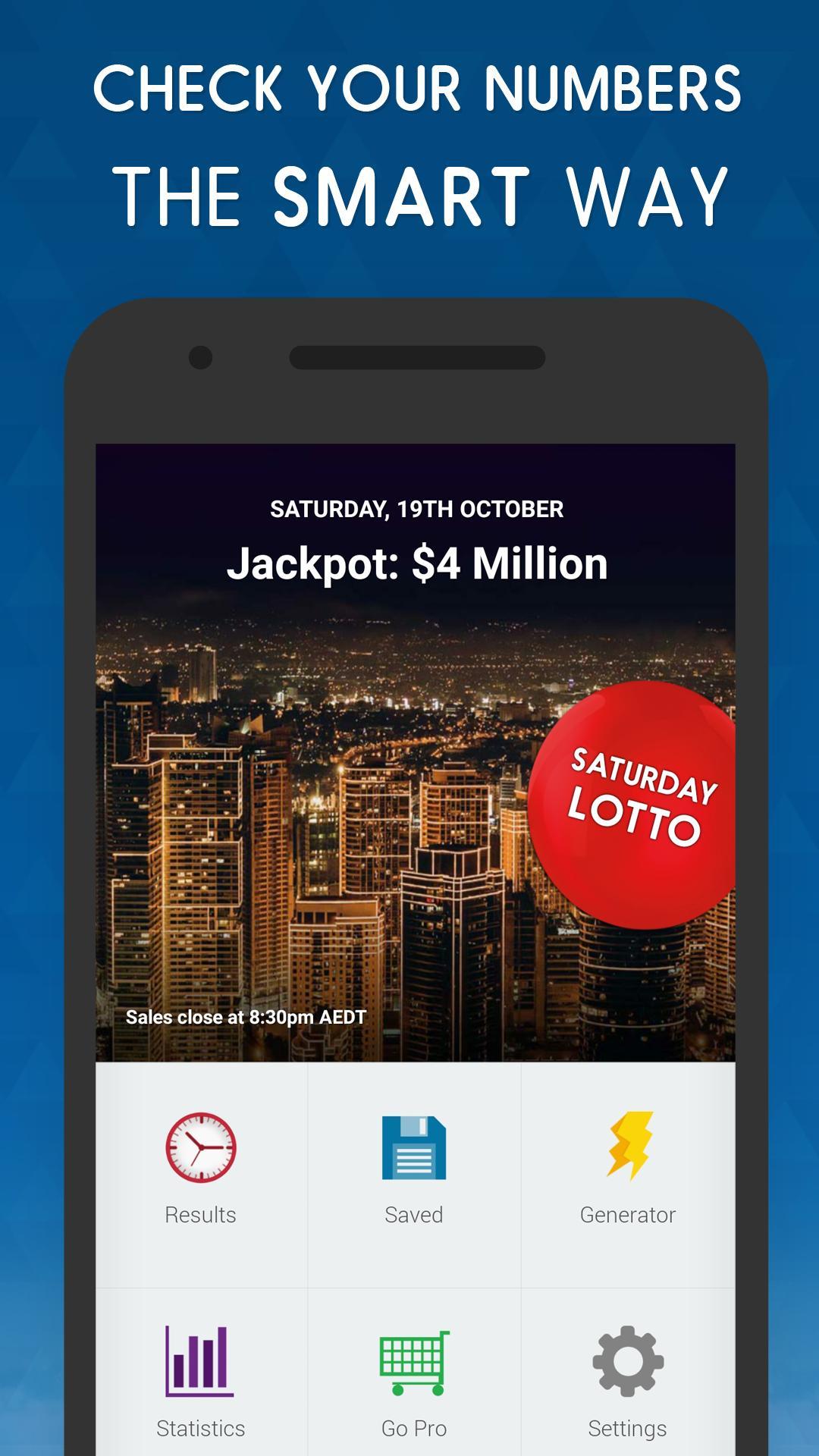 Lotto Australia Results