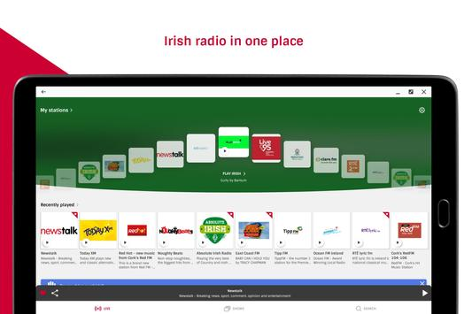 Irish Radioplayer screenshot 3