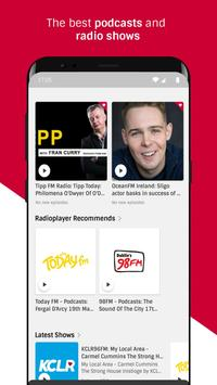 Irish Radioplayer screenshot 1