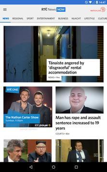 RTÉ News Now screenshot 11