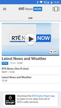 RTÉ News Now screenshot 2