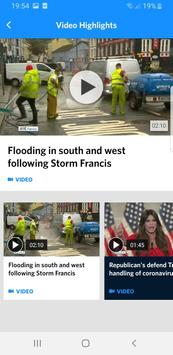 RTÉ News screenshot 5