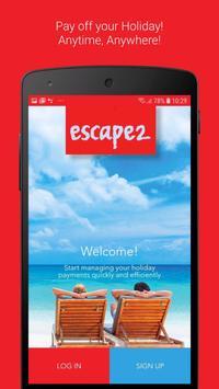 escape2 poster