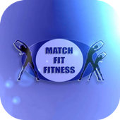 Match Fit Fitness icon