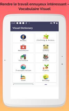 Vocabulaire IELTS capture d'écran 11