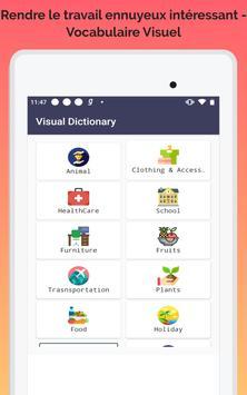 Vocabulaire IELTS capture d'écran 17