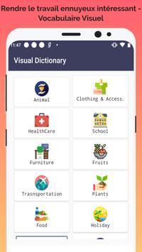 Vocabulaire IELTS capture d'écran 5