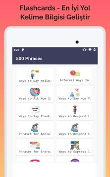 IELTS Kelime Bilgisi Ekran Görüntüsü 10