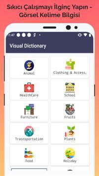 IELTS Kelime Bilgisi Ekran Görüntüsü 5