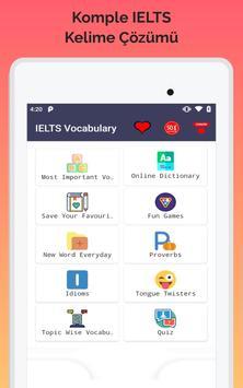 IELTS Kelime Bilgisi Ekran Görüntüsü 6