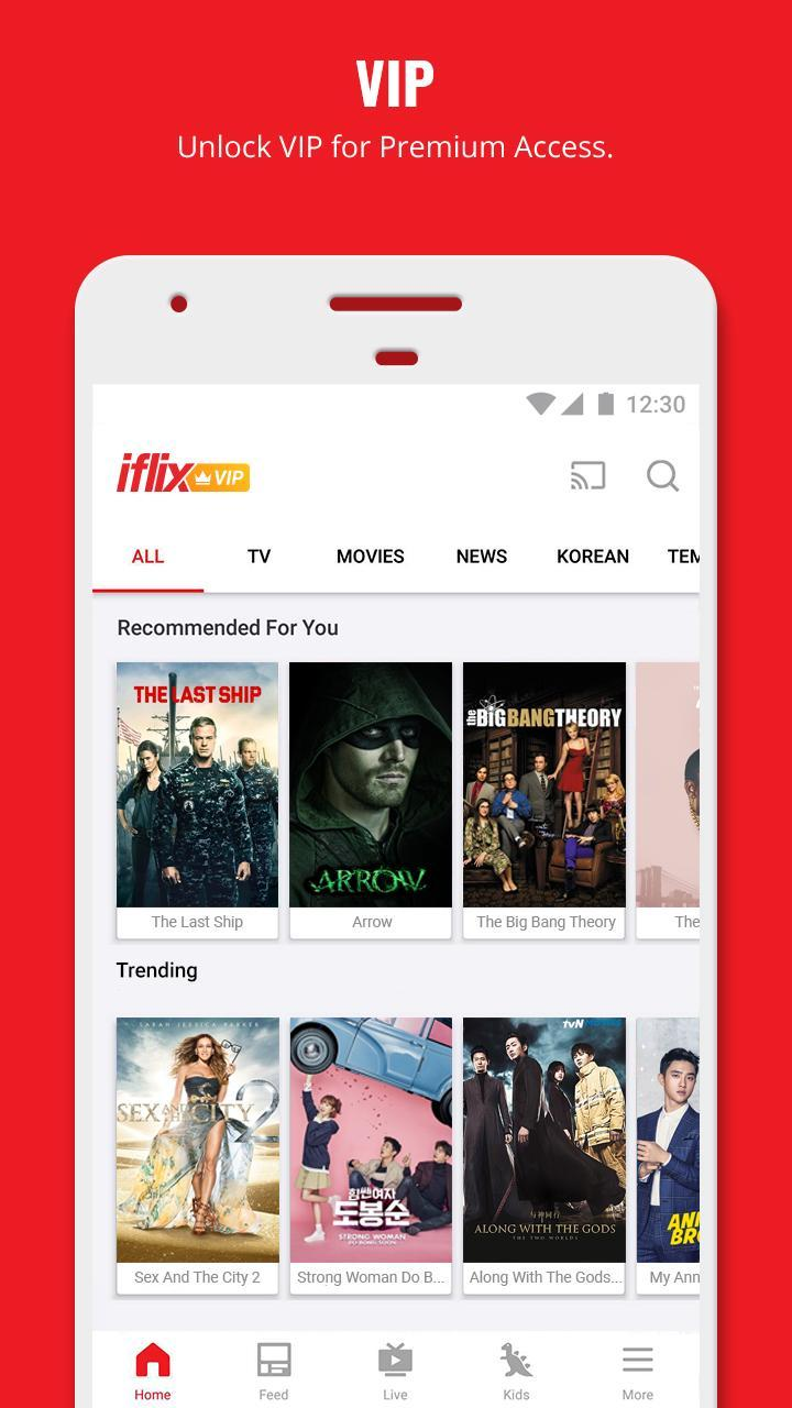 iflix for Android - APK Download