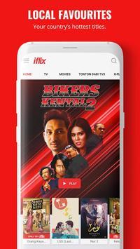 iflix تصوير الشاشة 1