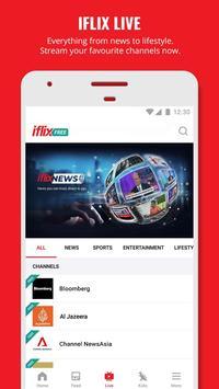 iflix ảnh chụp màn hình 5