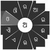 Swarachakra Odia Keyboard アイコン