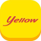 yellow – מבצעים והטבות עם הארנק הדיגיטלי של פז! 图标