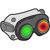 VR Thermal & Night Vision Camera FX :Simulated FX icon