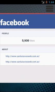 SanLuisxVos screenshot 1