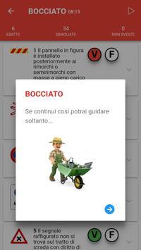 6 Schermata iPatente Quiz