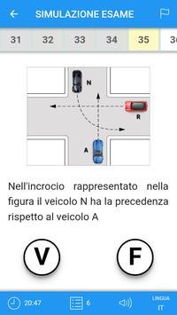 1 Schermata iPatente Quiz