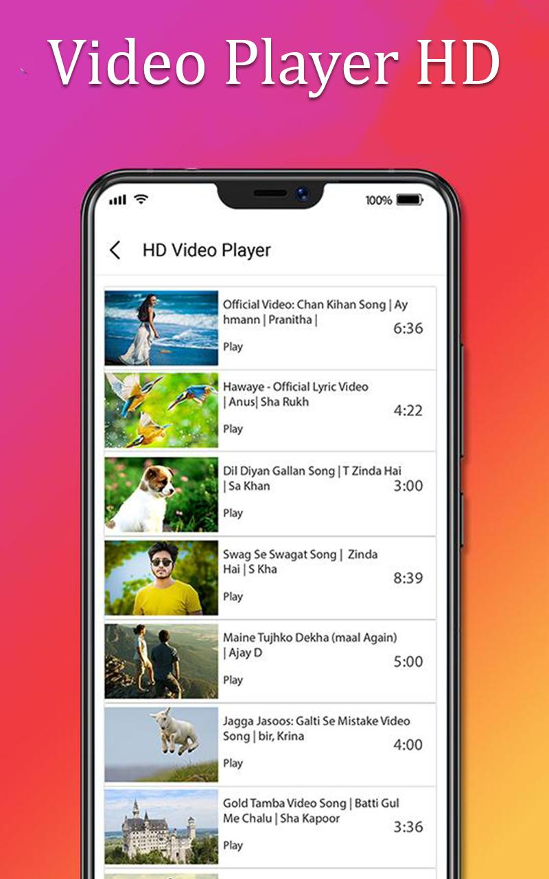 Video Player HD 1