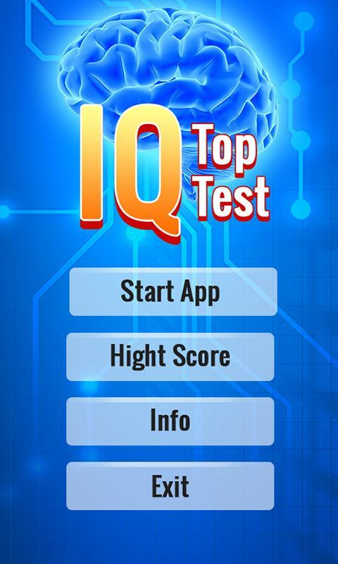 Top IQ Test for Android - APK Download